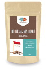 Indonesia Java Jampit - káva
